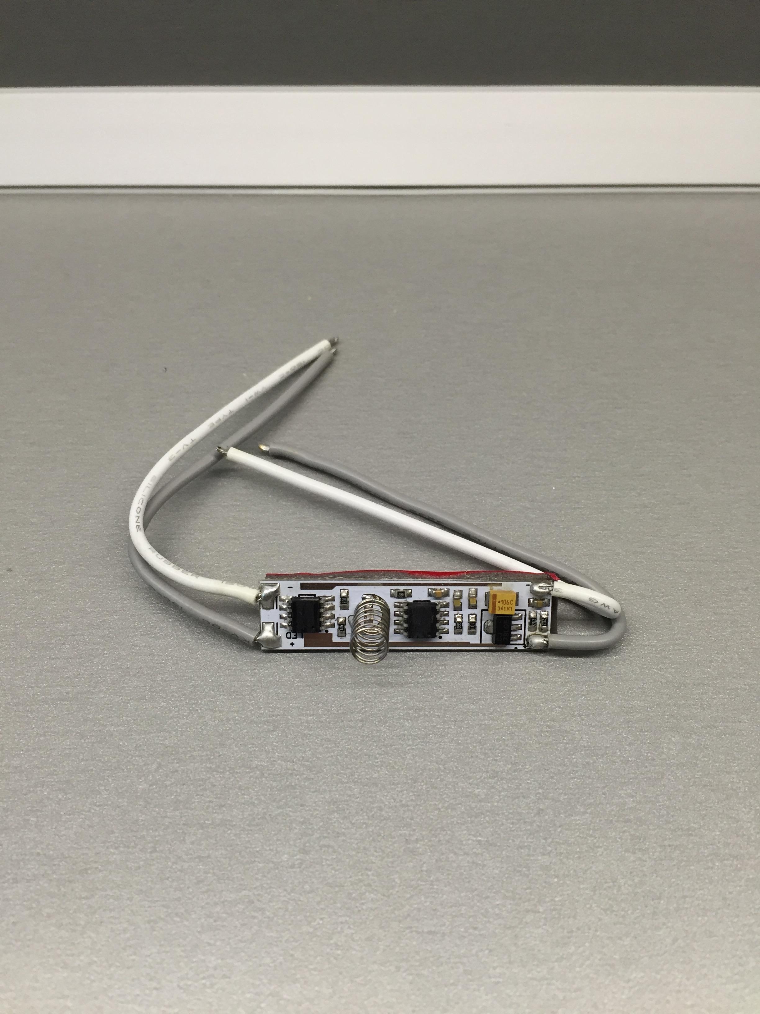 Vypínač dotykový do AL lišty pre LED pás empty 43eb9bea4a0